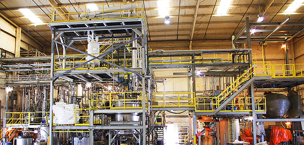 Contract Chemical Manufacturing - CymerLLC