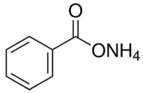 Ammonium benzoate Electronic Grade
